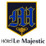 LOGO HOTEL LE MAJESTIC