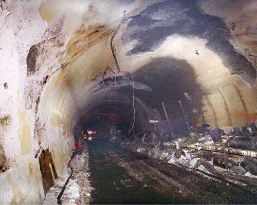 Conséquences D'un Incendie Tunnel