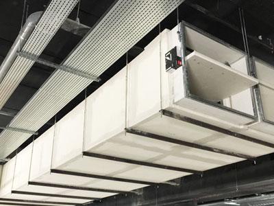 Conduits De Ventilation Coupe-feu