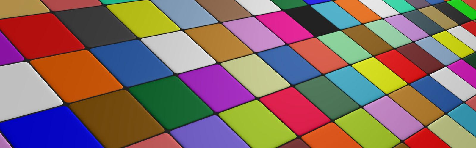 couleurs peinture de sol