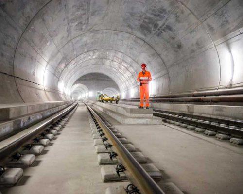 Protection Incendie Des Tunnels Ferroviaires