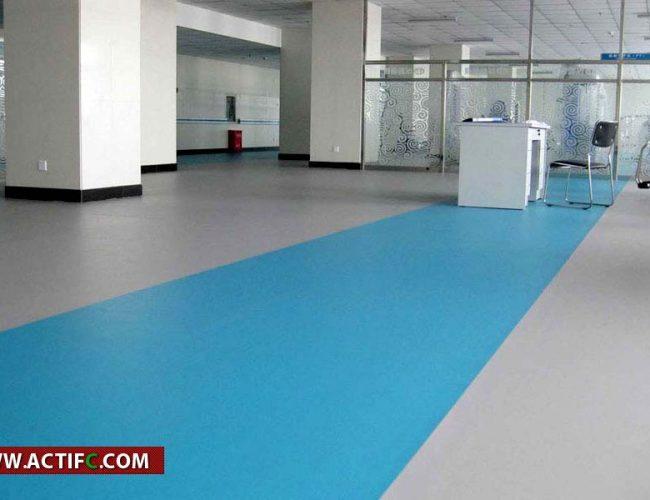 PVC Vinyl Hospital Floor