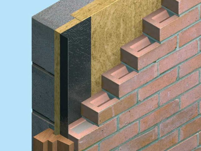 Thermal Insulation Wall